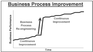 BUSINESS RE-ENGINEERING & PROCESS IMPROVEMENT