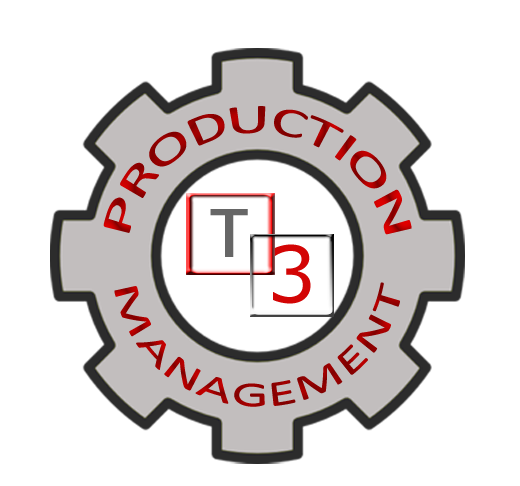 Production process modeling and tracking by software T3PM